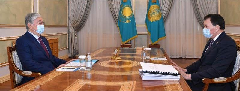 Токаев позитивно оценил работу антикоррупционного ведомства по предупреждению нерациональных расходов