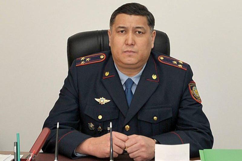 Сменился начальник полиции Актюбинской области