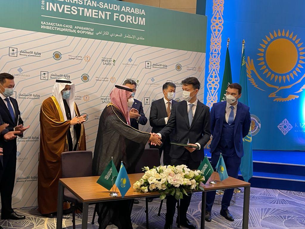 В Нур-Султане обсуждают перспективы сотрудничества с Саудовской Аравией