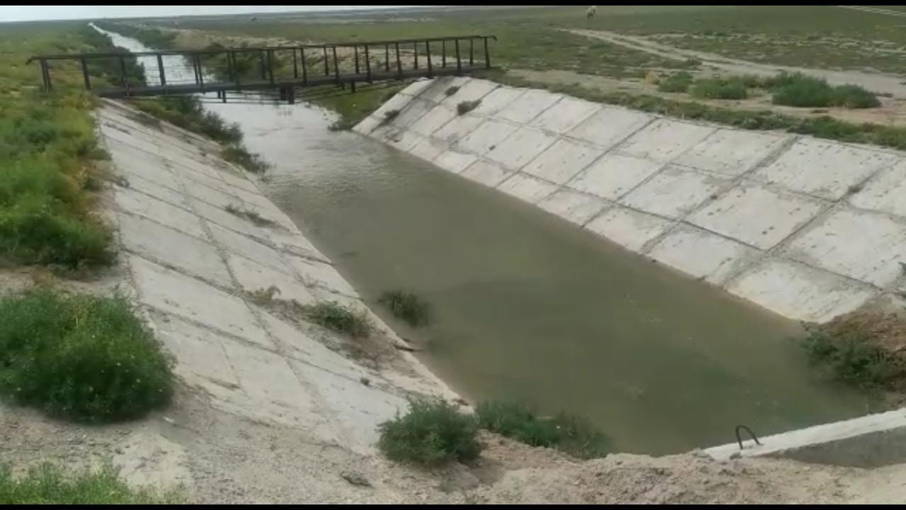 Атырау облысындағы Нарын каналы жөндеуді қажет етеді