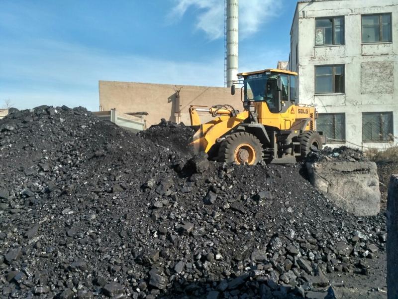 В Астане снижены цены на уголь