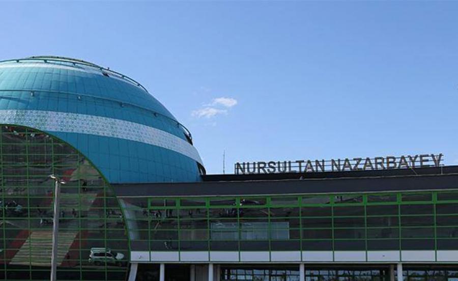 Код международного аэропорта столицы Казахстана изменен с TSE на NQZ