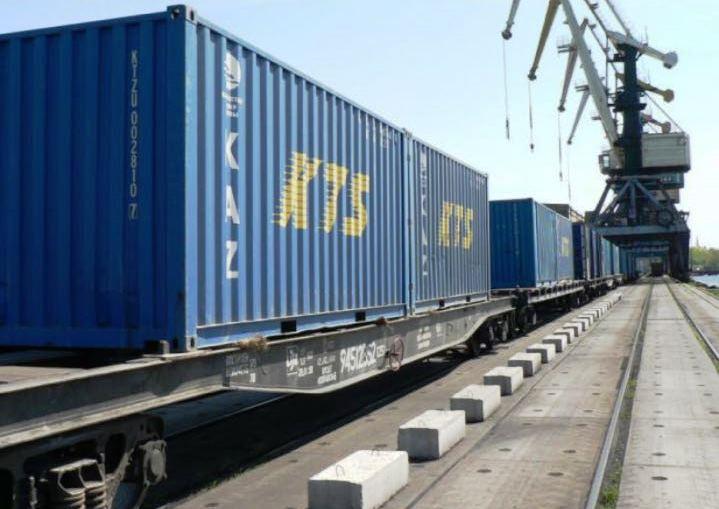 Особую тревогу вызывает ситуация по простою зерновых грузов – КТЖ