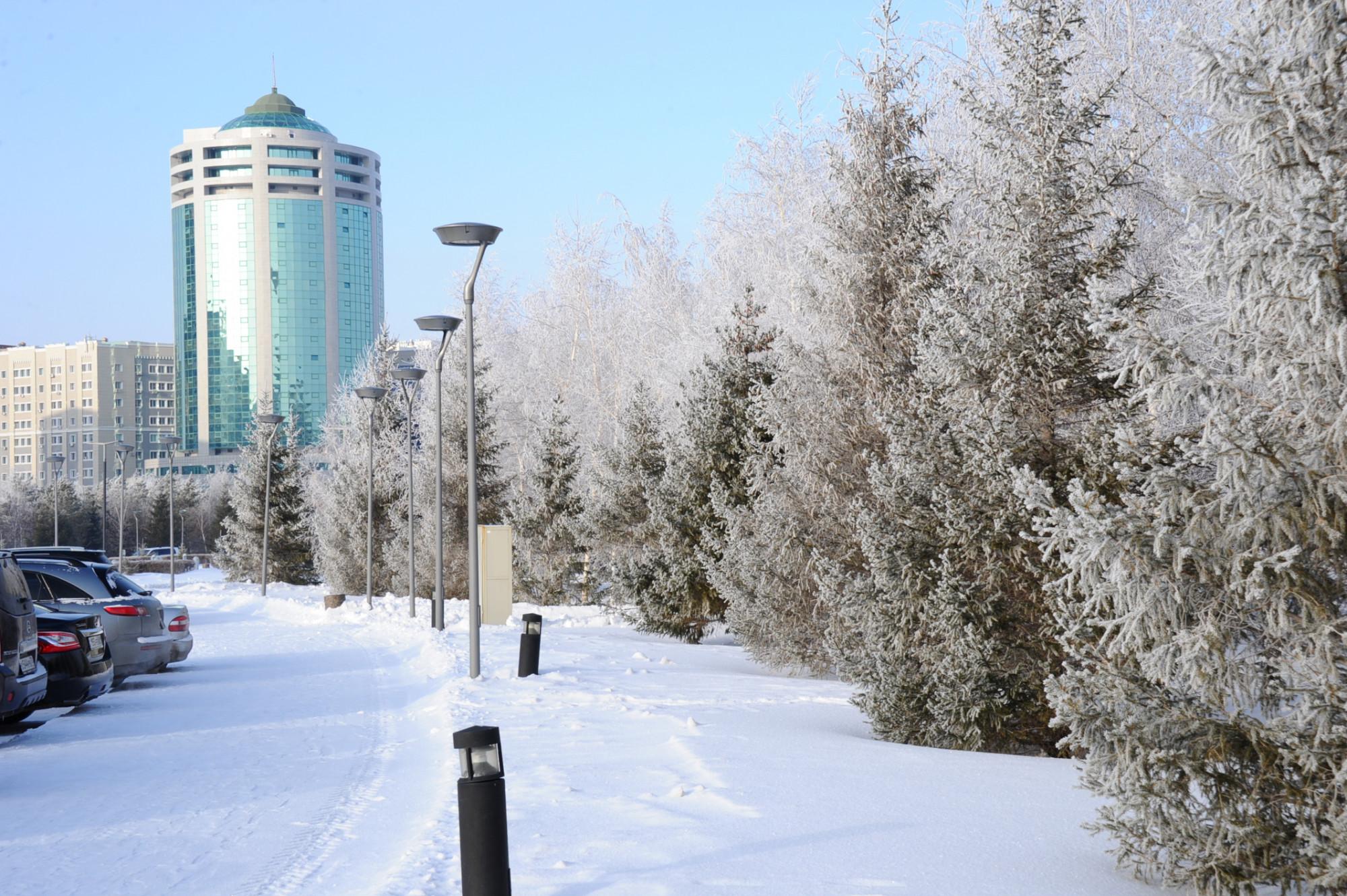 Какая погода ожидается в Астане в ближайшие три дня