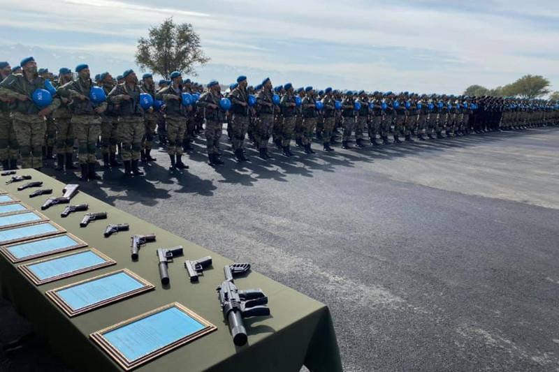 Токаев понаблюдает за учениями миротворцев в Алматинской области