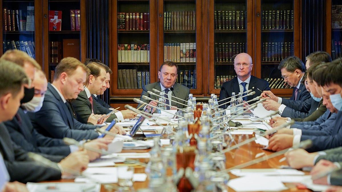 Что обсуждали вице-премьеры РК и РФ