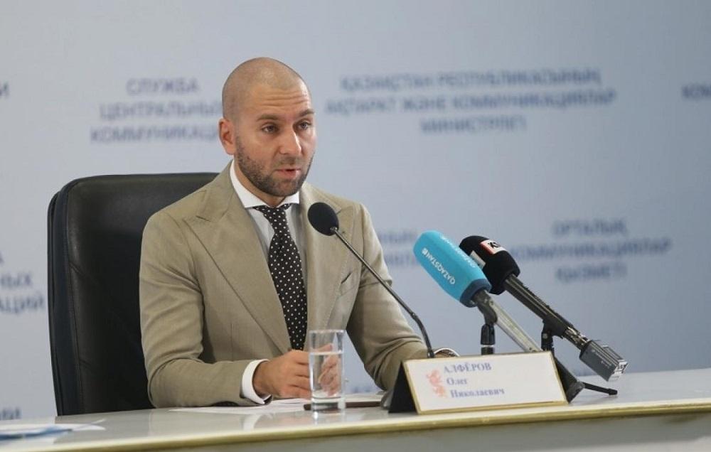 Доля импортных авто в автопарке государственных органов Казахстана снизилась