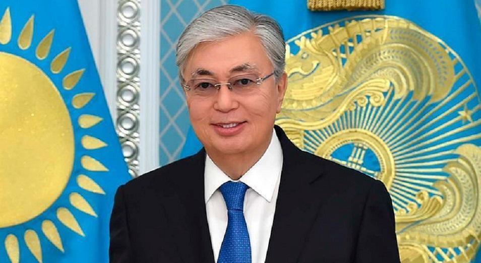 Глава государства Касым-Жомарт Токаев поздравил женщин с 8 Марта
