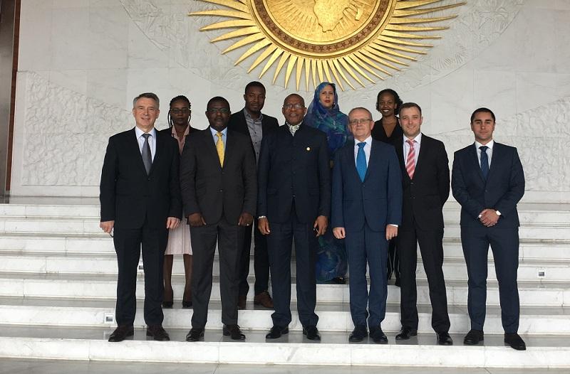 Страны ЕАЭС и Африканский союз договариваются о сотрудничестве
