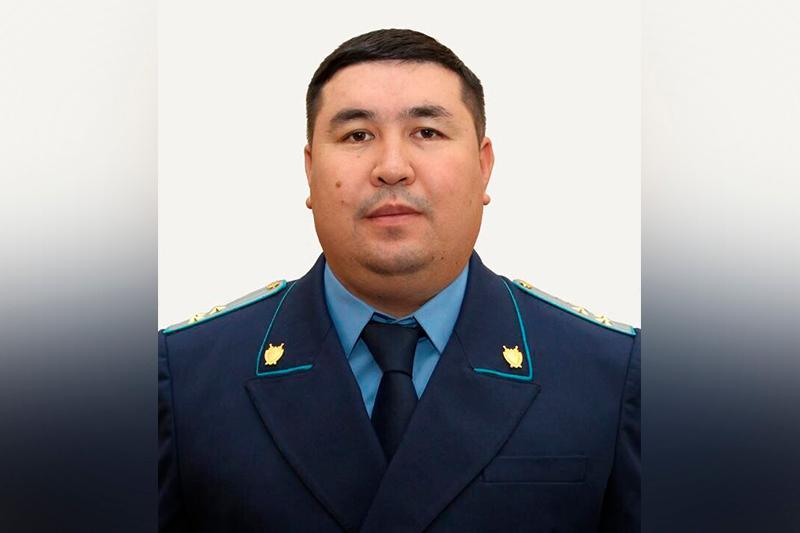 Муканов Габит Касымбекович