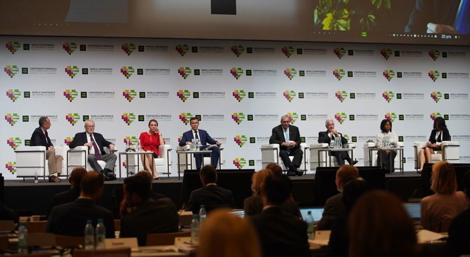 Президент МОК призвал правительства мира объединить усилия в борьбе с допингом