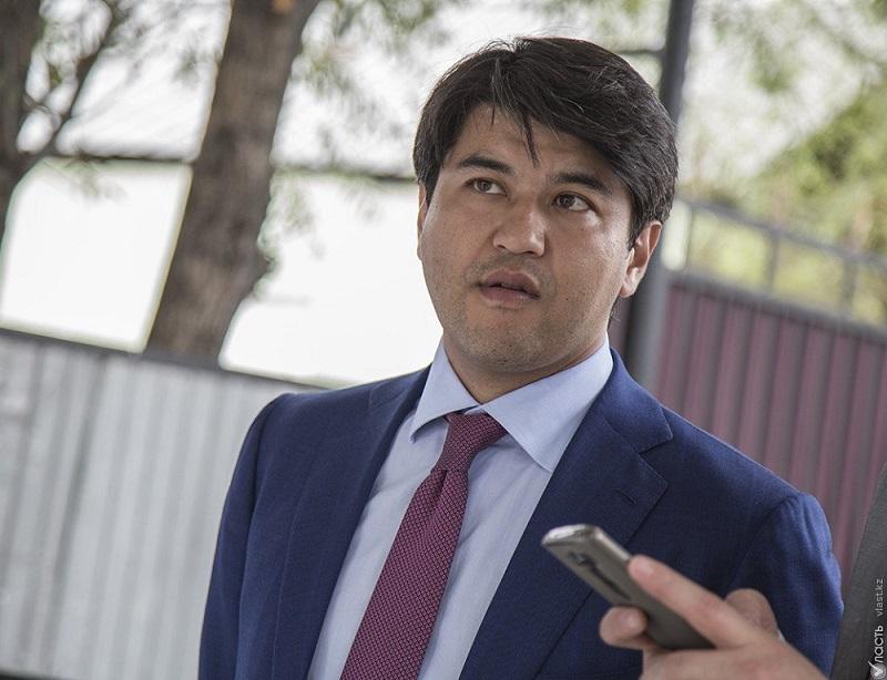 Куандык Бишимбаев вышел на свободу