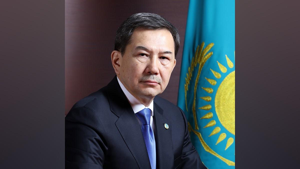 Аманияз Ержанов освобожден от должности вице-министра индустрии и инфраструктурного развития РК