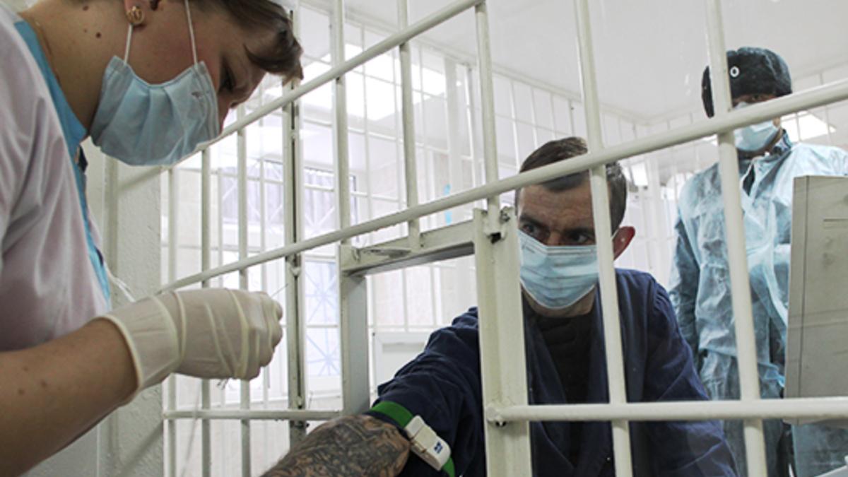 Тюремную медицину хотят передать в ведение Минздрава