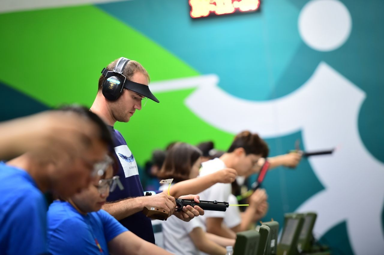 Казахстан завоевал вторую золотую медаль на чемпионате Азии по пулевой стрельбе