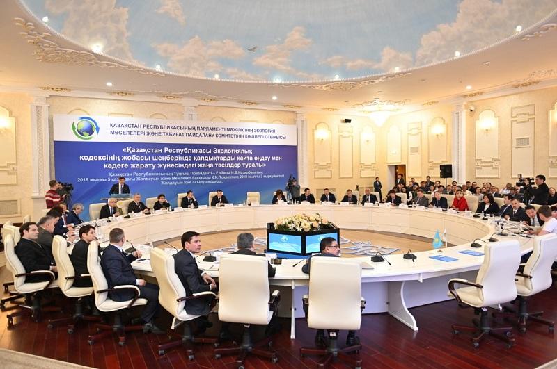 Ecojer: в Казахстане проведут технологическую оценку промышленных предприятий