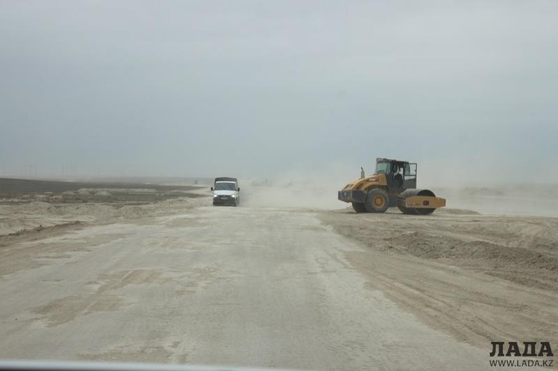 Дорогу Бейнеу – Шалкар предложили построить в рамках программы «Нұрлы жол»
