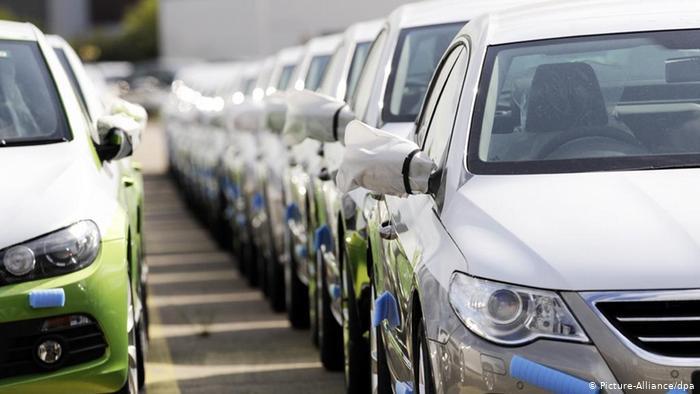 На сколько увеличились продажи автомобилей в Евросоюзе