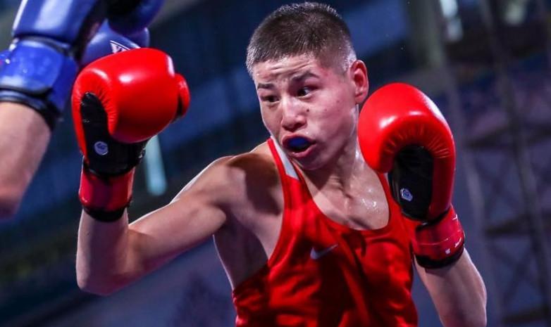 Казахстанцы вышли в финал международного турнира в Азербайджане