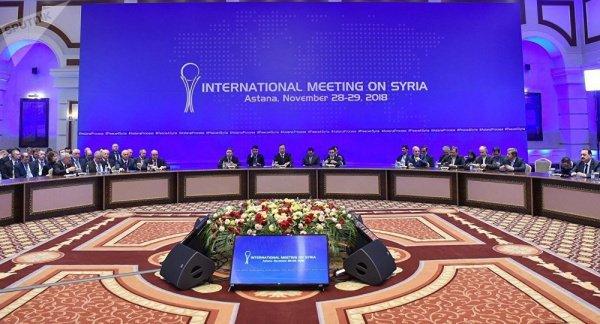 Представители сирийской оппозиции уже находятся в столице Казахстана
