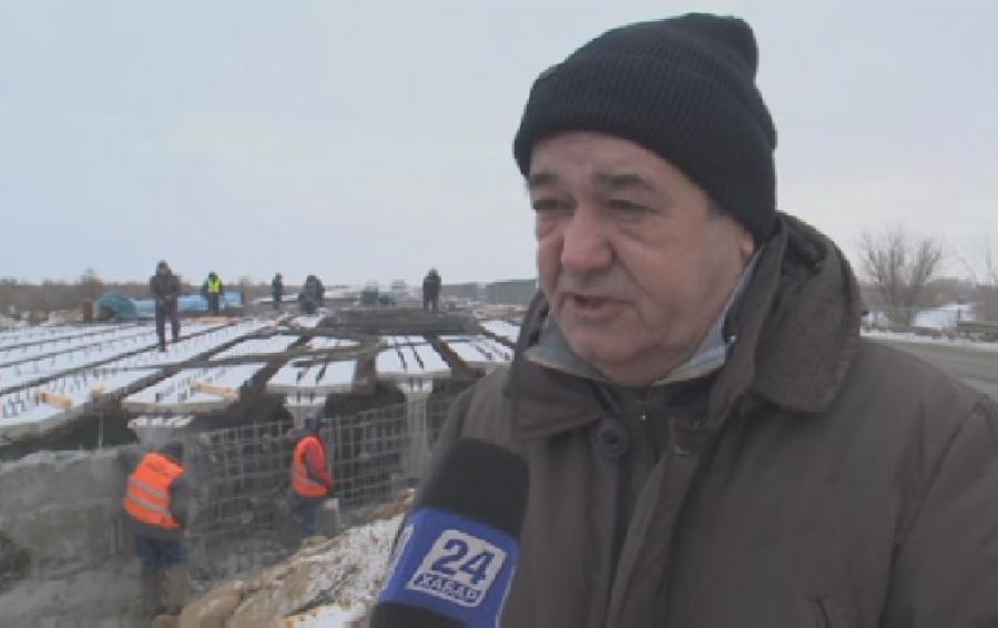 Строительство автобана Павлодар – Астана планируют завершить до конца 2018 года