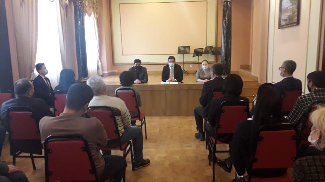 Таир Каратаев назначен директором ГАТОБ имени Абая