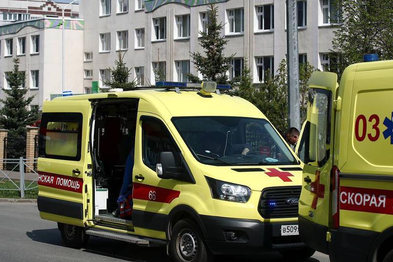 Названо количество пострадавших в результате стрельбы в казанской школе