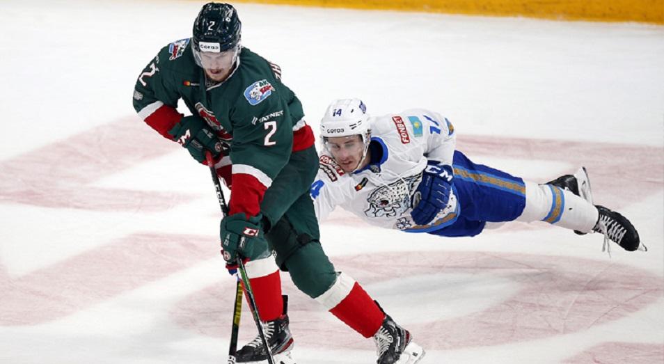 «Барыс» вернулся в зону плей-офф КХЛ