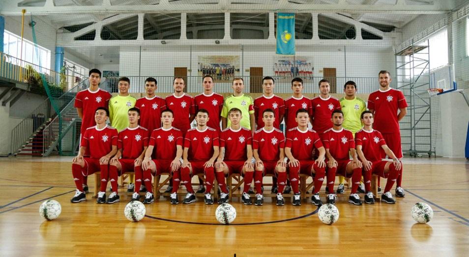 МФК «Актобе» впервые стал обладателем кубка Казахстана по футзалу , МФК «Актобе», футзал, Спорт