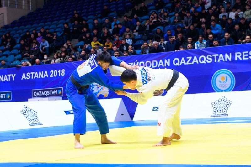 Чемпионат Казахстана по дзюдо: стали известны итоги второго дня