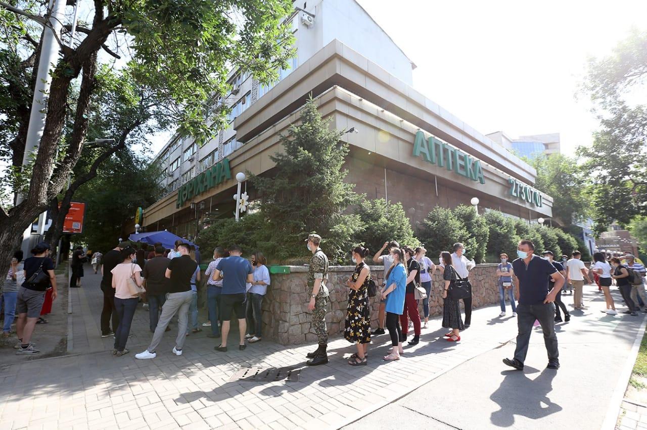 В 102 крупные аптеки Алматы будет поставляться 41 наименование социально значимых лекарств