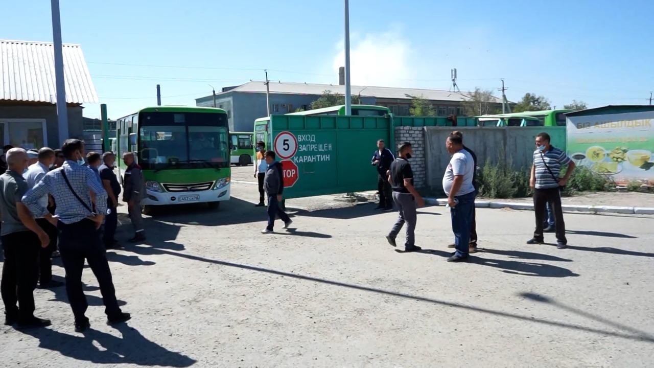 Semey Bus не хочет расставаться с автобусами, взятыми в лизинг
