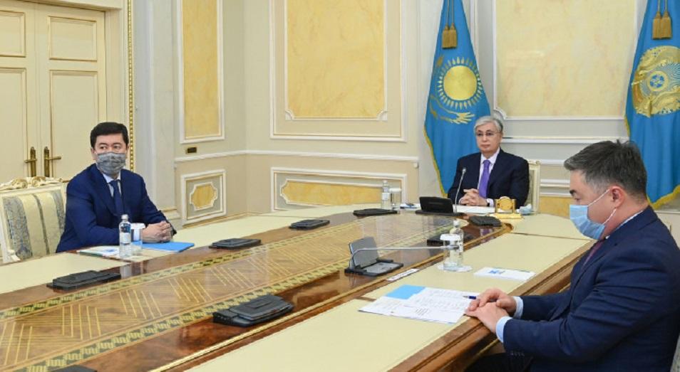 Правительству совместно с «Атамекеном» следует разработать новую стратегию развития МСБ – Токаев