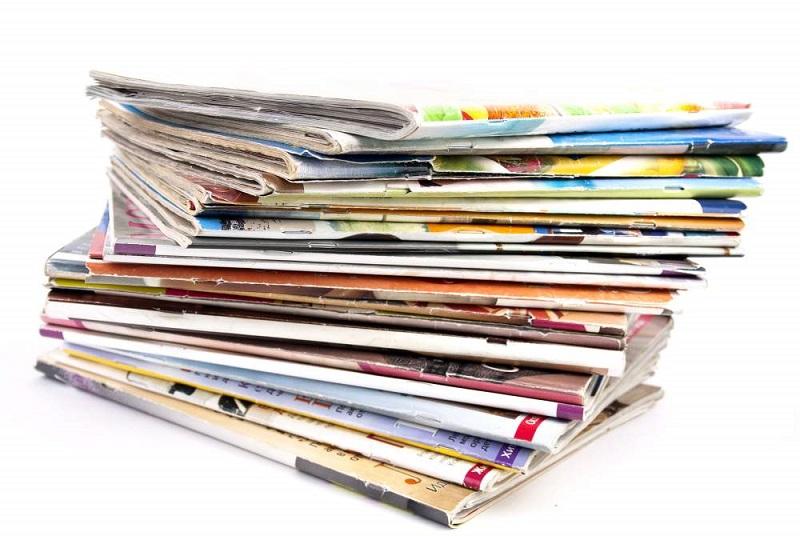 Интерес к книгам, газетам и журналам снижается год от года