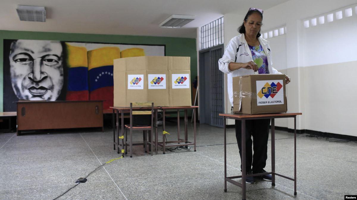 В Венесуэле стартуют парламентские выборы