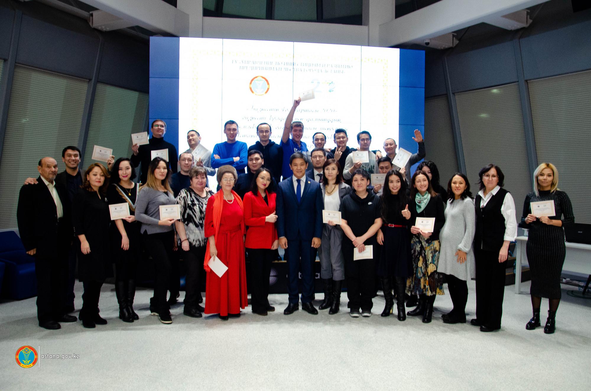 Стали известны победители конкурса в рамках программы «Дорожная карта бизнеса – 2020»