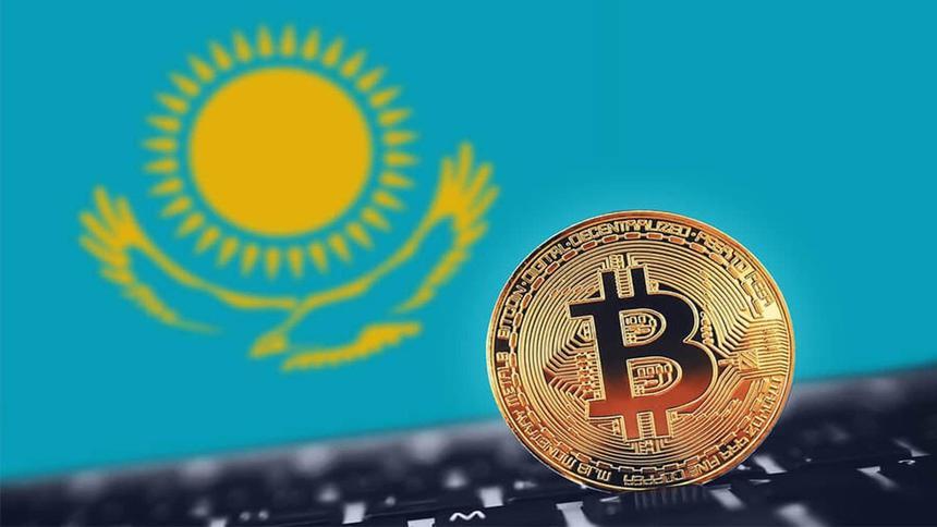 """Казахстан может стать новой """"столицей майнинга"""""""