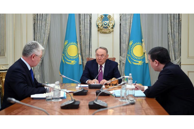 Нурсултан Назарбаев: «Казахстан обеспечил мирный транзит власти»