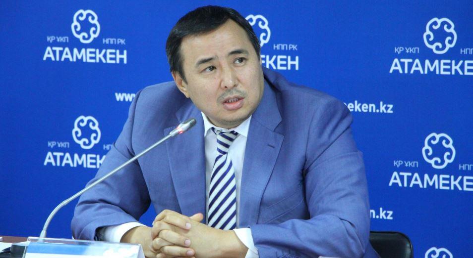 Аблай Мырзахметов: Казахстанские производители покрывают только 15% рынка лекарств