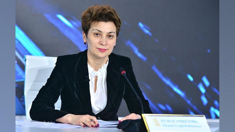 Бывший главный санврач Казахстана возглавила комитет санитарно-эпидемиологического контроля минздрава