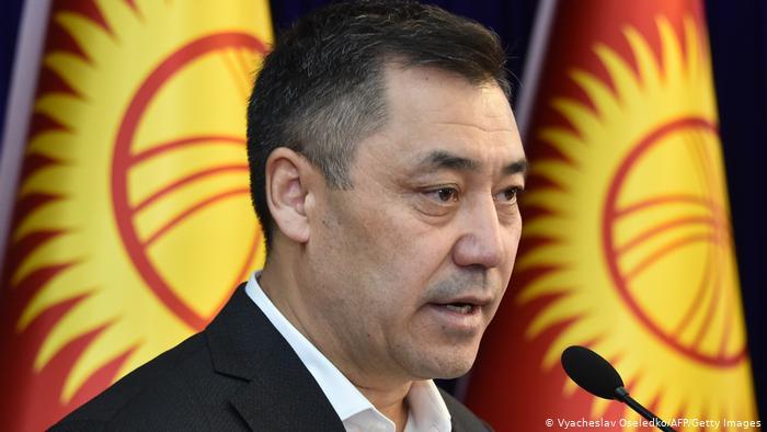 Полномочия президента Кыргызстана перешли к новому премьер-министру