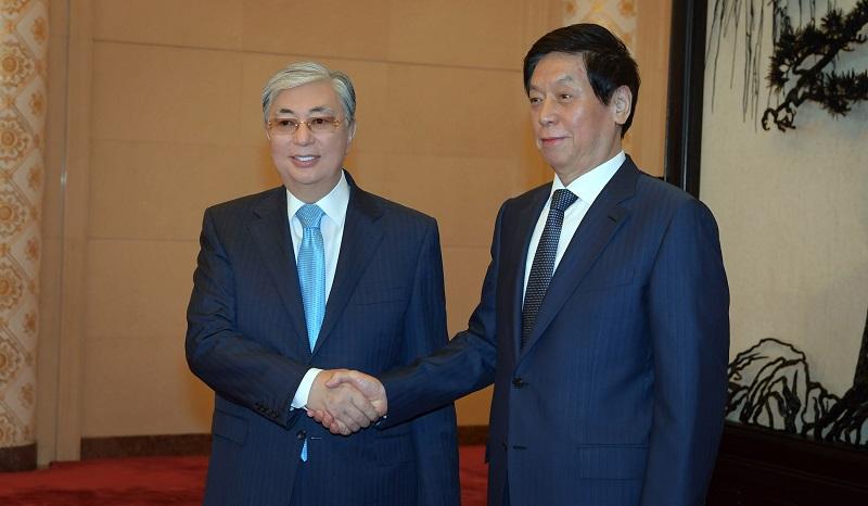 Визит Токаева в Китай: обсуждены вопросы межпарламентского сотрудничества