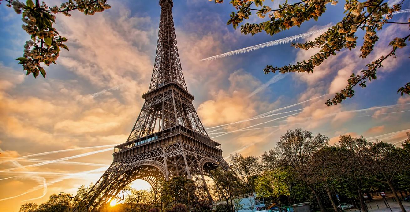 ВВП Франции в I квартале снизился на 0,1%