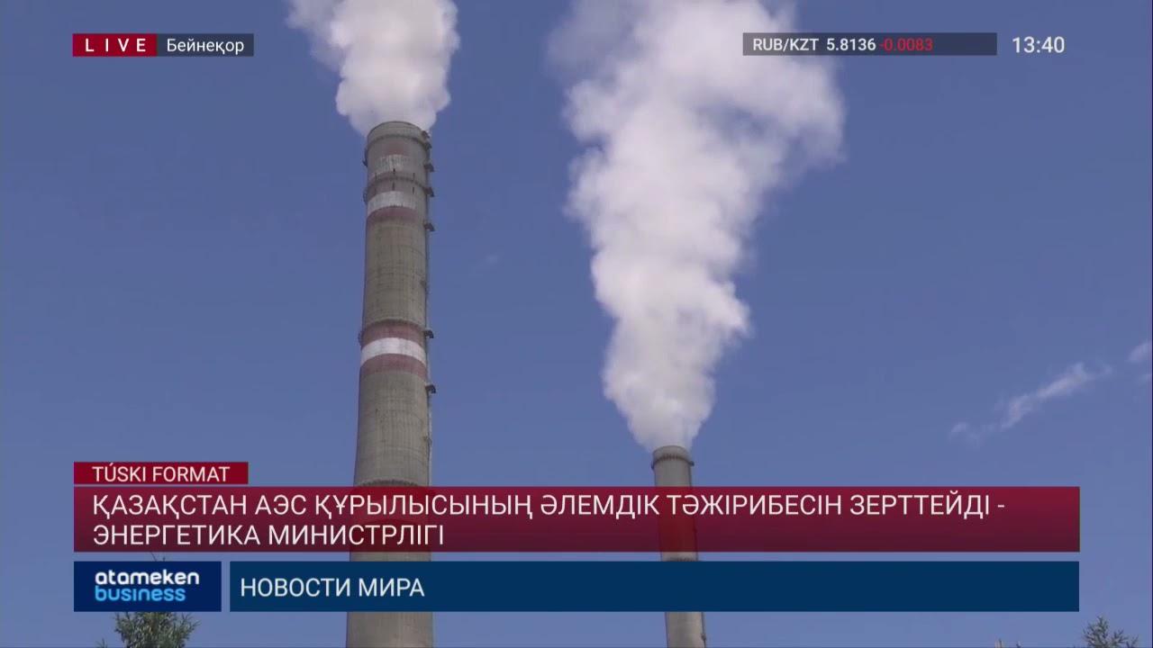 Қазақстан АЭС құрылысының әлемдік тәжірибесін зерттейді – энергетика министрлігі