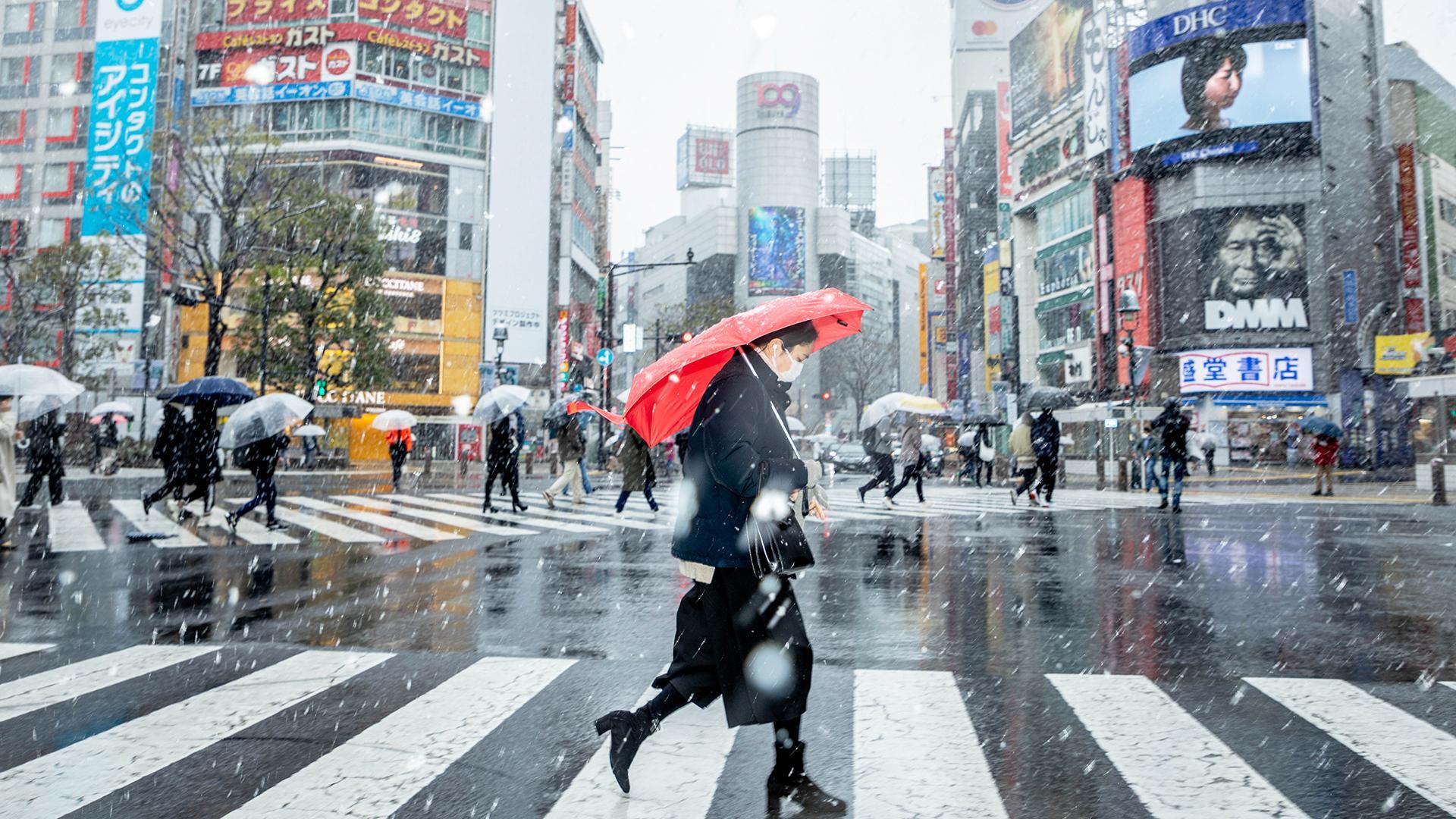 Безработица в Японии достигла максимума