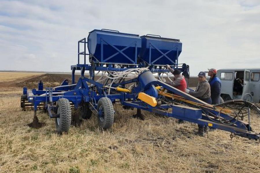 Почвообрабатывающую технику испытали на полигоне точного земледелия
