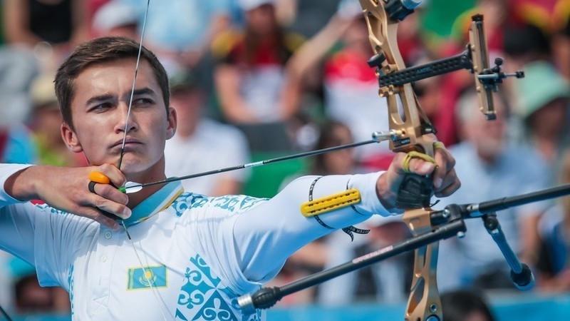 Как казахстанские лучники стартовали на этапе Кубка мира в Швейцарии