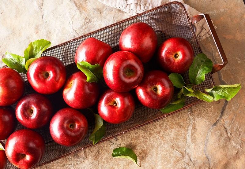 Выведен сорт яблок, которые можно хранить в холодильнике год