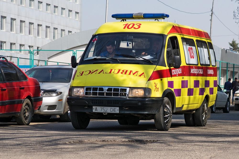Количество бригад скорой помощи в Алматы увеличат до 200