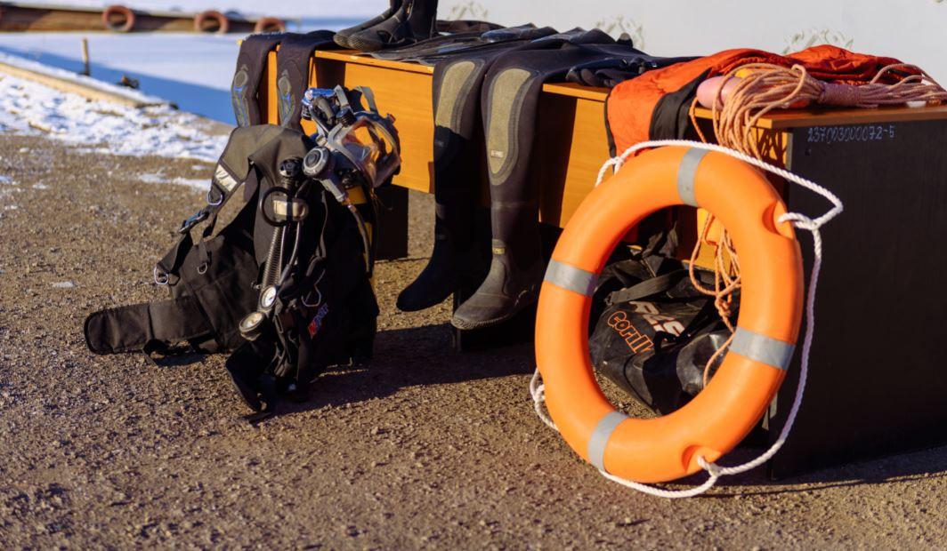 В столице в преддверии купального сезона ДЧС проводит уроки безопасности